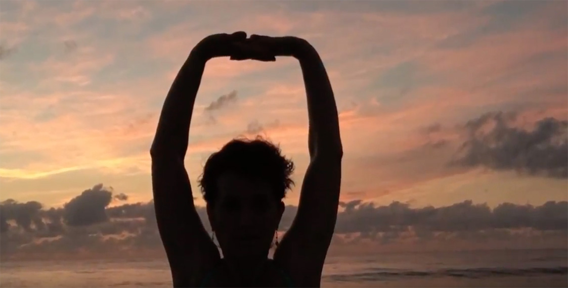 Live Sunrise Beach Yoga