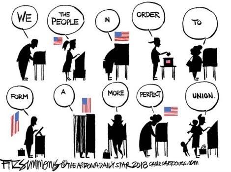 Democracy, America's Government