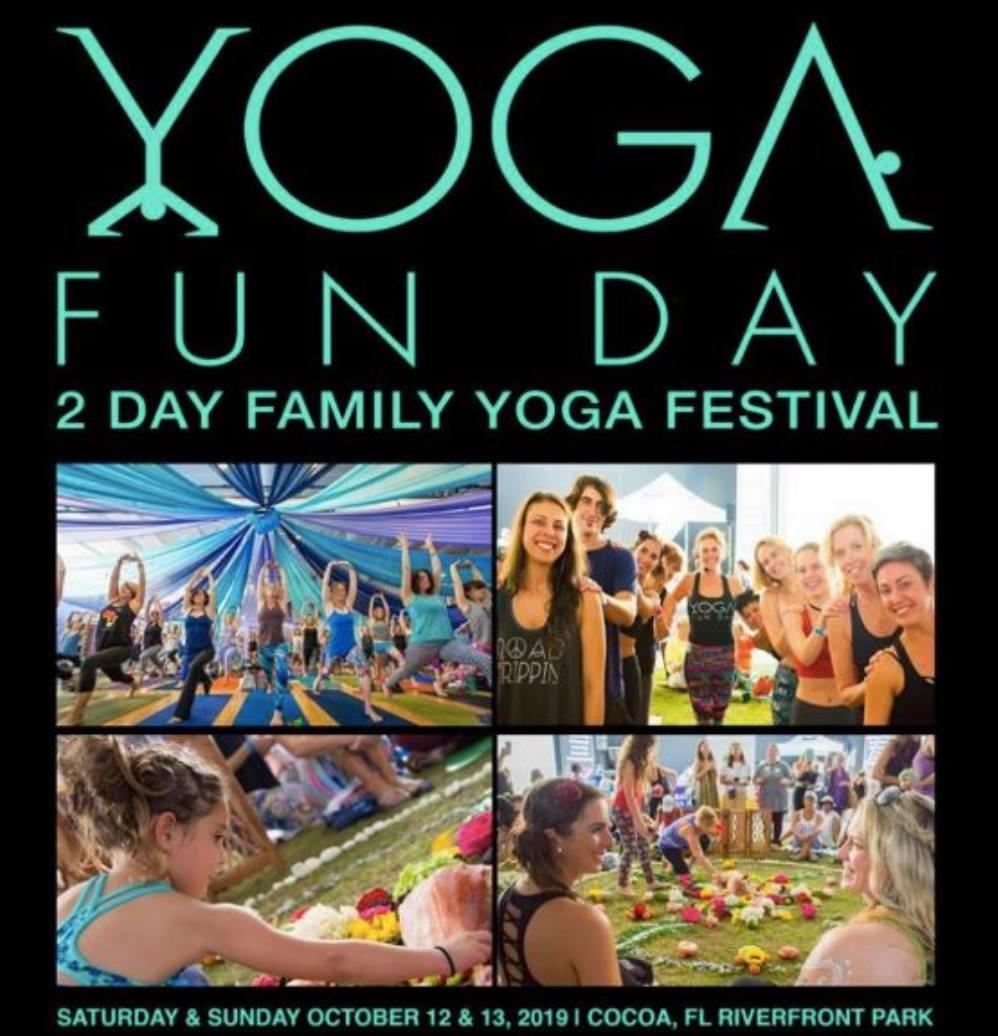 Yoga Fun Day